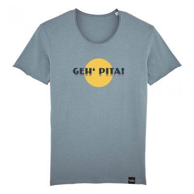 Geh Pita - Herren-T-Shirt