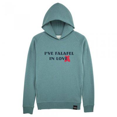 I've Falafel in Love - Herren-Hoodie