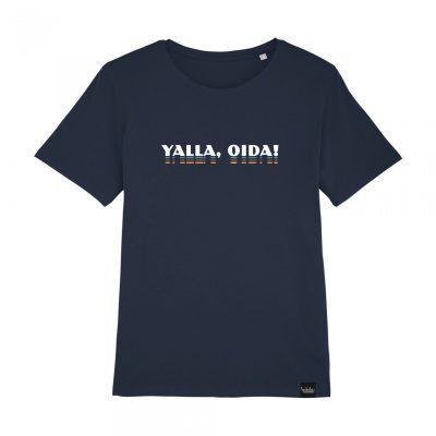 Yalla, Oida! - Herren-T-Shirt