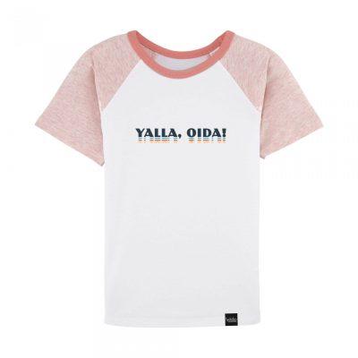 Yalla, Oida! - Kids T-Shirt