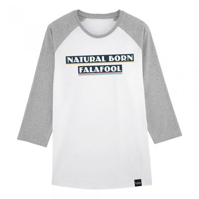 Natural Born Falafool - Long Sleeve