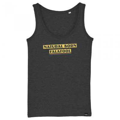 Natural Born Falafool - Damen-Tanktop