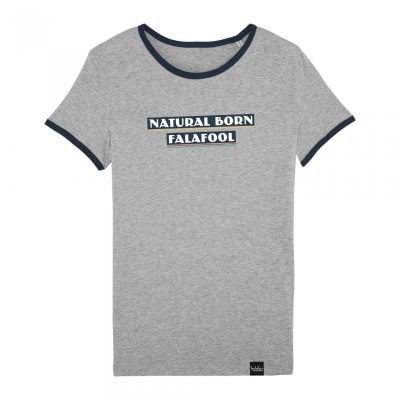 Natural Born Falafool - Damen-T-Shirt