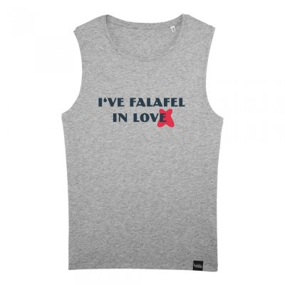 I've Falafel in Love - Herren-T-Shirt ärmellos