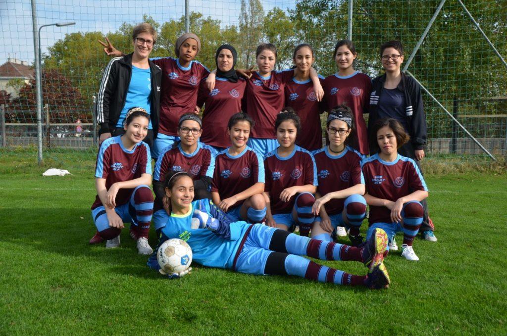 Kicken ohne Grenzen - Teamfoto