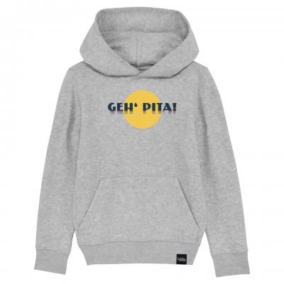 Geh' Pita - Kids-Hoodie