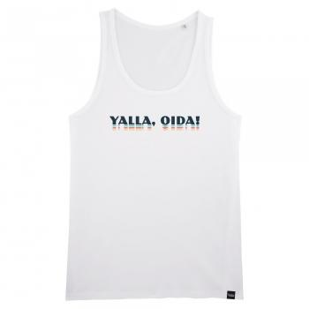 Yalla, Oida! - Herren-Tanktop